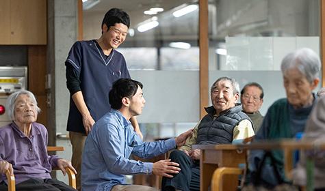 高齢者デイサービスセンター すまいる 地域福祉支援センター 城陽