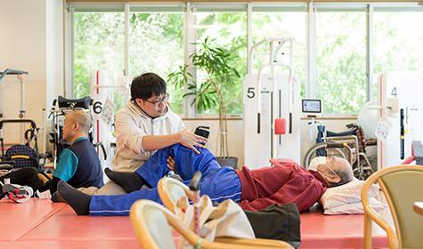 介護老人保健施設 煌(きらめき) 通所リハビリテーション